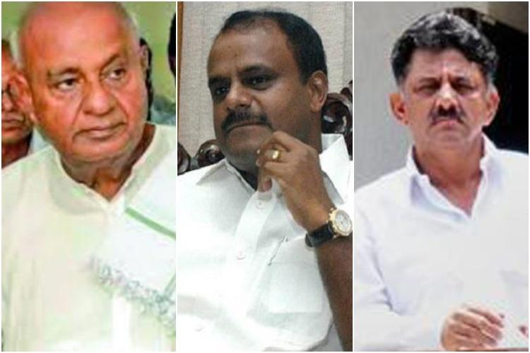 Negotiations begin Will DKS be DyCM or will JDS-Cong opt for Dalit candidate