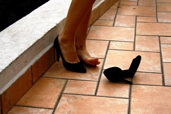 Wearing heels to work is a game women have been losing for decades