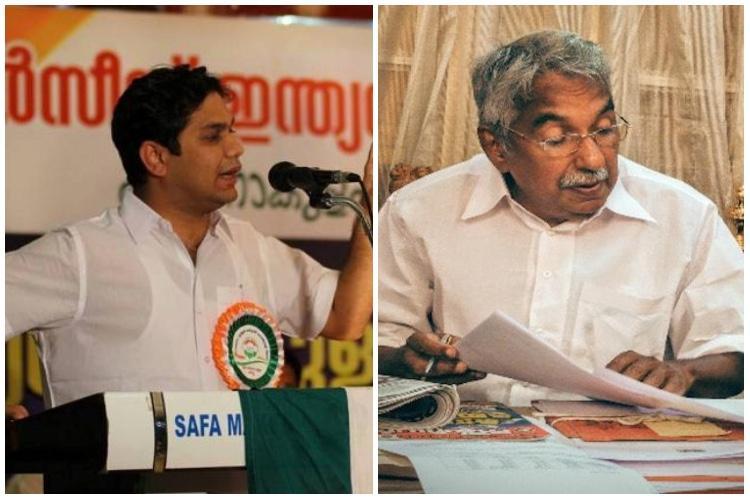 Oommen Chandy to Hibi Eden Congress candidates list in Kerala has a few surprises