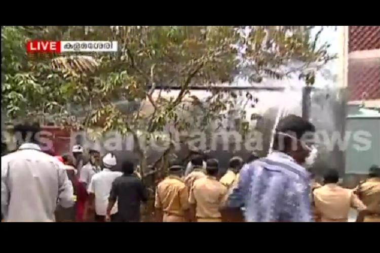Minor explosion at Hindustan insecticide factory in Ernakulam leaves 12 injured