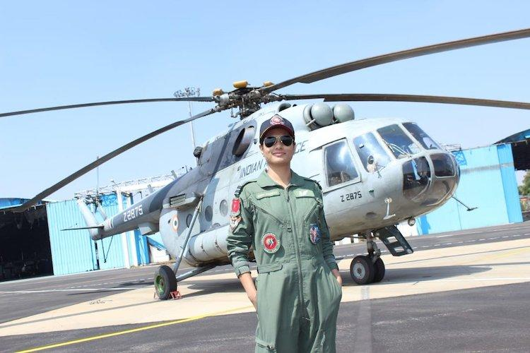 Hina Jaiswal becomes Indias first woman flight engineer inducted by IAF