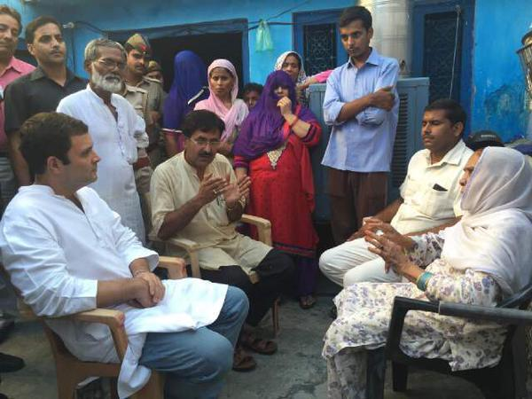 Dadris Akhlaq did not consume beef but mutton Read the full report