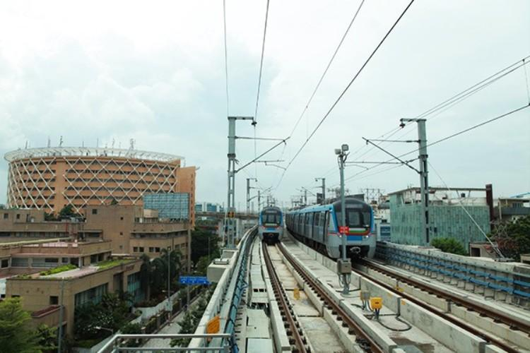 Hyderabad Metro to see one train every 4 mins at Hitec city during peak hours