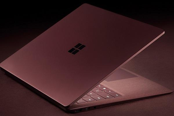 Microsoft launches Surface Laptops The thinnest LDC touch model ever created