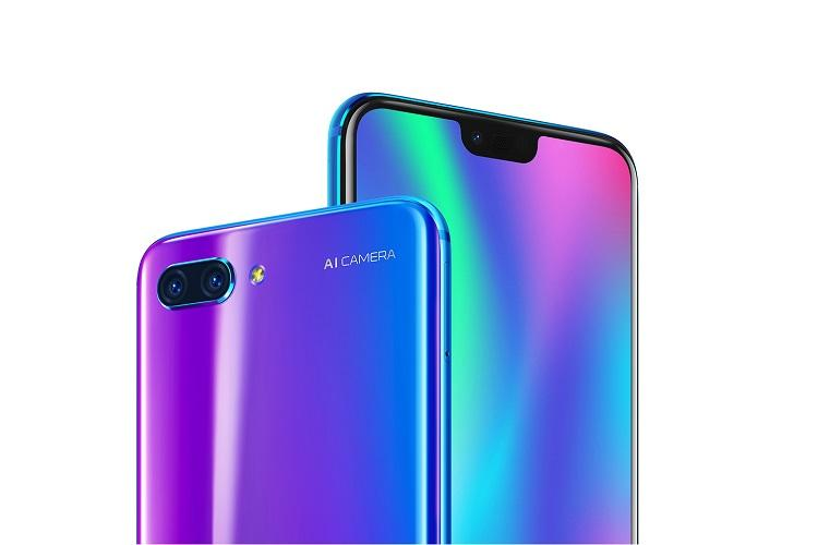 Huawei launches Honor 10 with 6GB RAM and AI-based camera in India