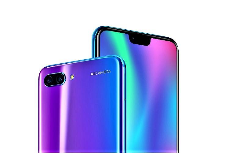 Huawei unveils Honor 10 GT with Turbo technology and 8GB RAM