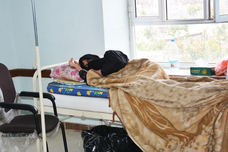 Cholera outbreak in war-torn Yemen has claimed 859 lives WHO