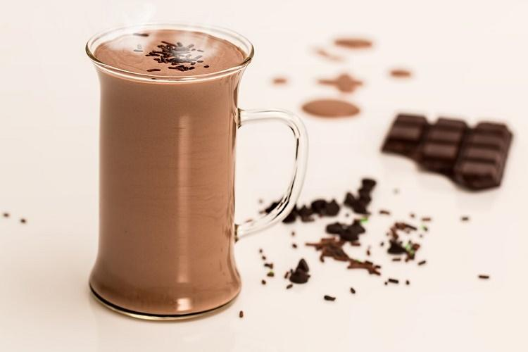 Love hot chocolate Each cup could have 16 times the recommended salt intake