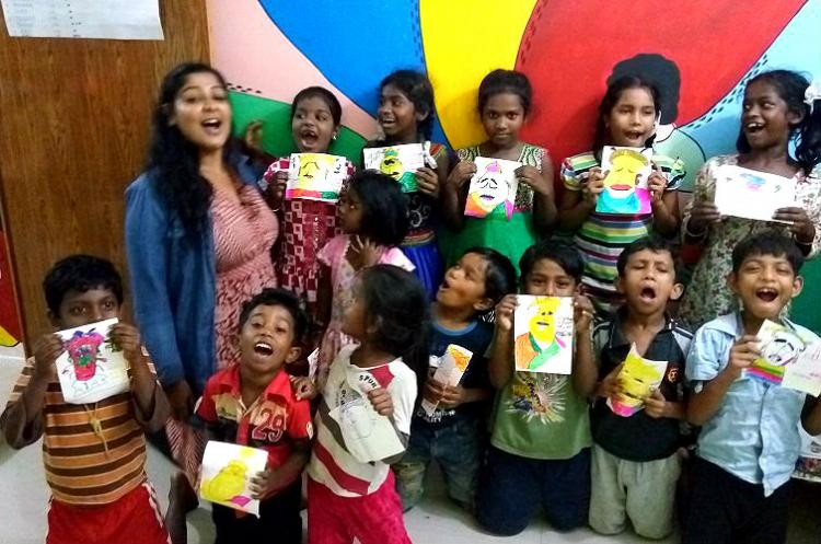 A haven of words How a Bengaluru library is creating a safe space for waste pickers children