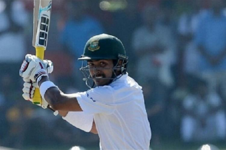 DRS overload You wont believe what this Bangladesh batsman did after getting bowled