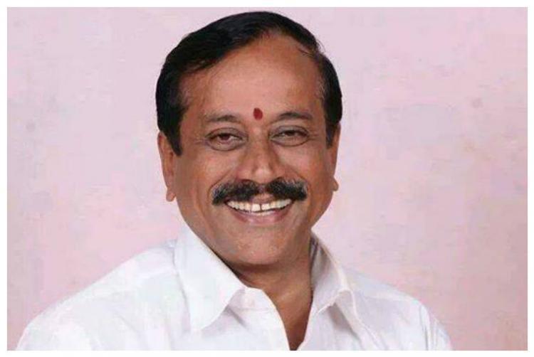 Damaging EVRS statues not acceptable BJPs H Raja offers heartfelt regret