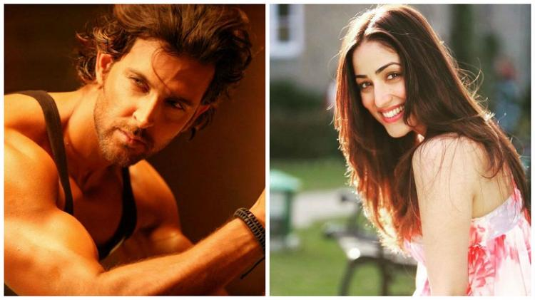 Nervous to share screen space with Hrithik Yami Gautam