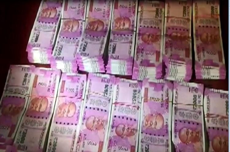 EC seizes Rs 121 crore cash in poll-bound Karnataka for violation of MCC