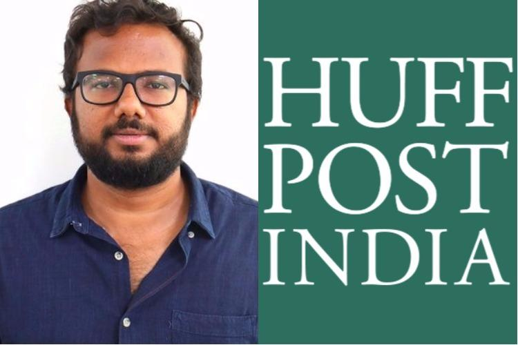 Sruthijith KK resigns as Editor-in-Chief of HuffPost India