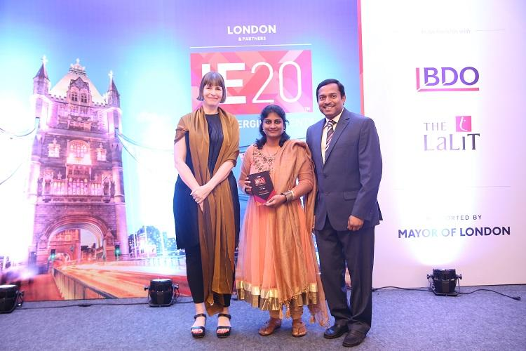 Hyd-based startup Hug Innovations bags Mayor of Londons India Emerging 20 award