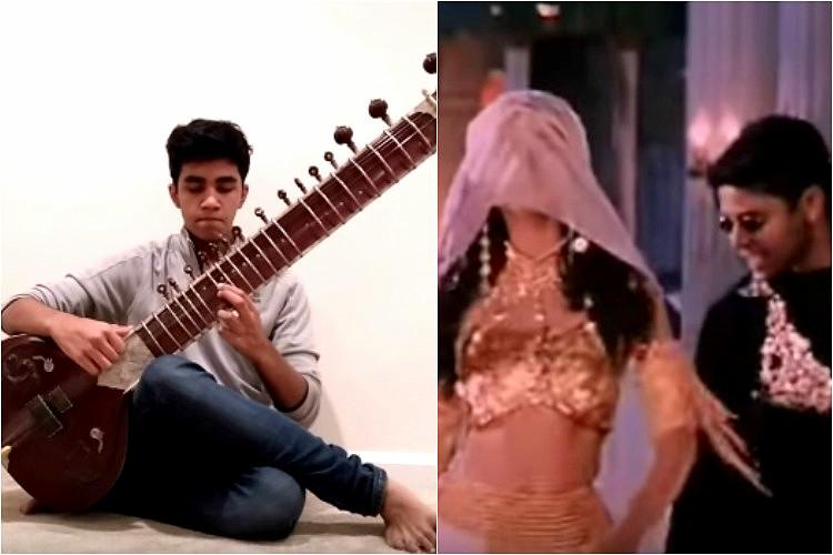 Watch This sitar cover of AR Rahmans cult classic Humma Humma is just magical