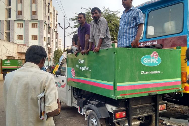 Miseries of automation How a scheme to help Hyderabads garbage-collectors has backfired