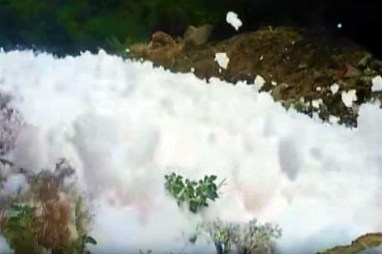 Think foam from Hyd drain is toxic Officials say youre living in a bubble