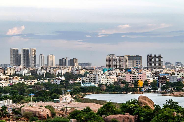 Hyderabad has created its space despite Bengalurus legacy Telangana IT secy