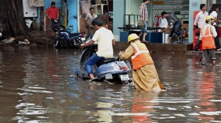 Crater Hyderabad potholed Bengaluru flooded Chennai Metros losing sheen as investment hubs