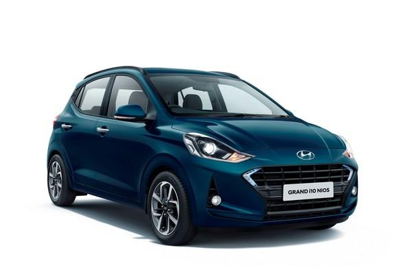 Hyundai unveils the all-new Grand i10 Nios launch on August 20