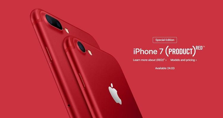 The RED Apple For the first time you can own a scarlet iPhone