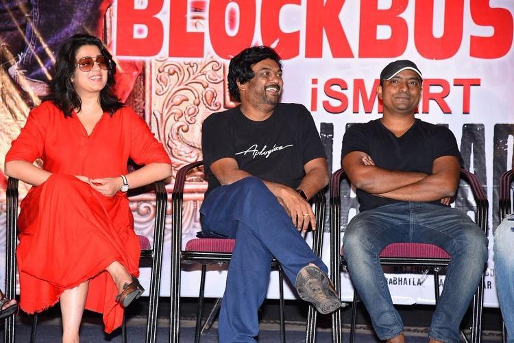 Director Puri Jagannadh announces sequel to iSmart Shankar