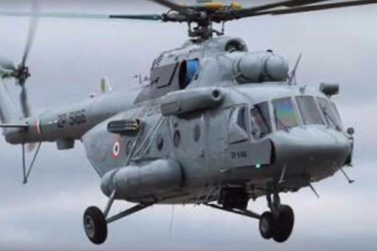 Indian Air Force chopper crashes in Arunachal Pradesh seven dead