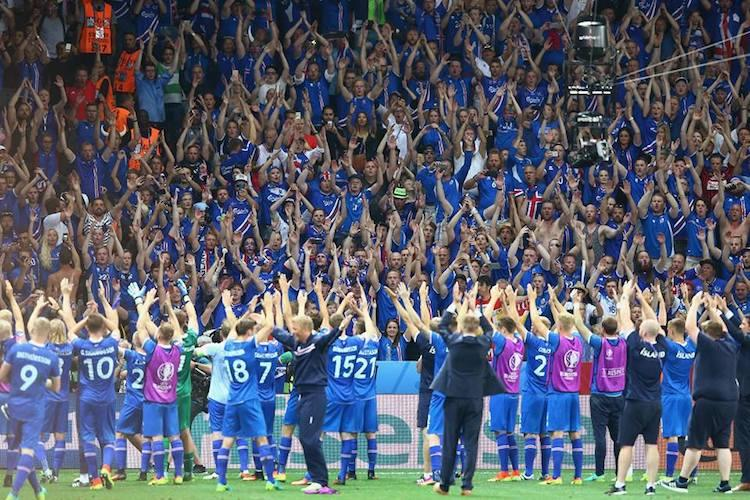Will the Viking clap shake the World Cup in Icelands first appearance