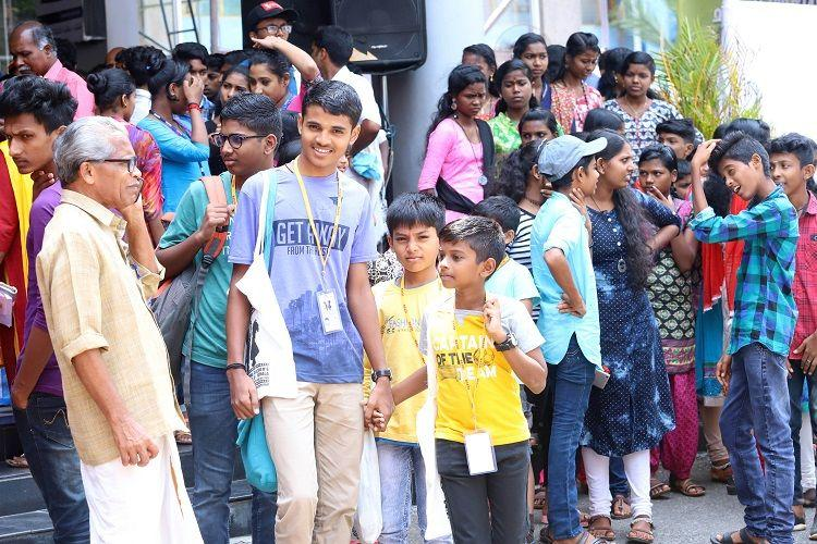 From compassion to organic farming Kerala Childrens Film Festival has strong themes