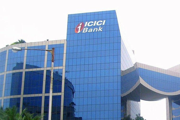 The building of ICICI bank