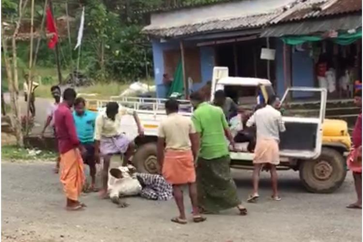 Three men taken to custody after video of Kerala man getting beaten up goes viral