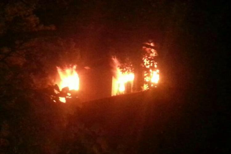 Fire breaks out at IIT Madras campus 5 fire tenders bring flames under control
