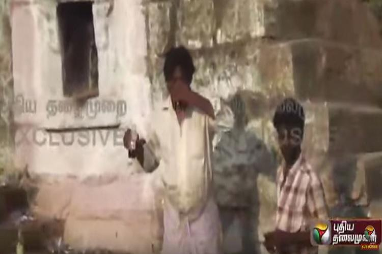 Forget mazes and bridges to defy SC ban now liquor sales at a temple in Cuddalore