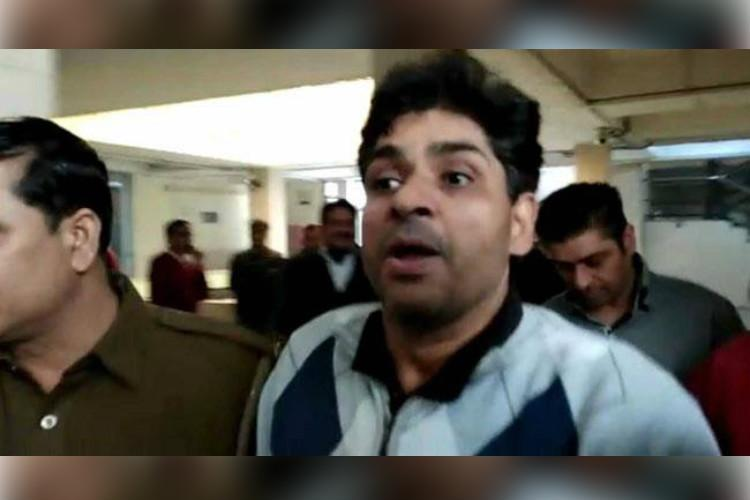 Former TV host Suhaib Ilyasi gets life term for wifes murder