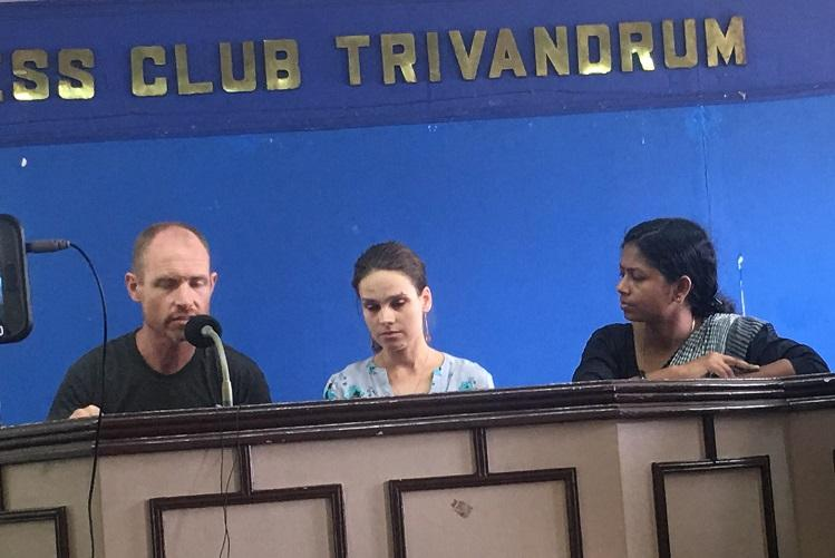 Kerala cops were callous Sister of Latvian woman rubbishes suicide theory
