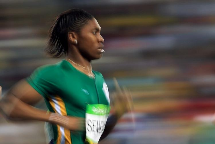 Caster Semenya: Sports, sexism, and the ethics of gender