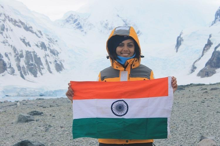 Antarctica is far away but our actions are impacting it An Indian students journey