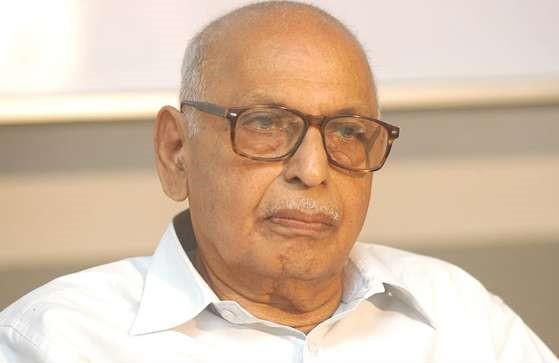 Former editor of Mathrubhumi K K Sreedharan Nair dies