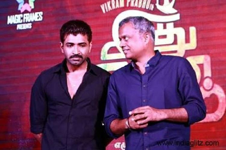 Gautham Menon to direct Arun Vijays 25th film