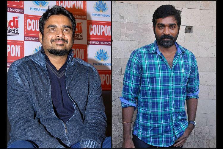 Madhavan-Vijay Sethupathi starrer Vikram Vedha starts rolling