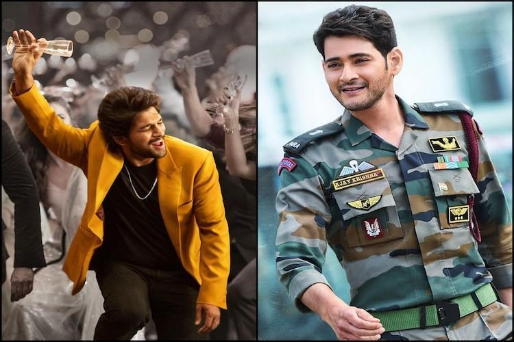 Mahesh Babu and Allu Arjun fans bicker over collections Producers Guild steps in