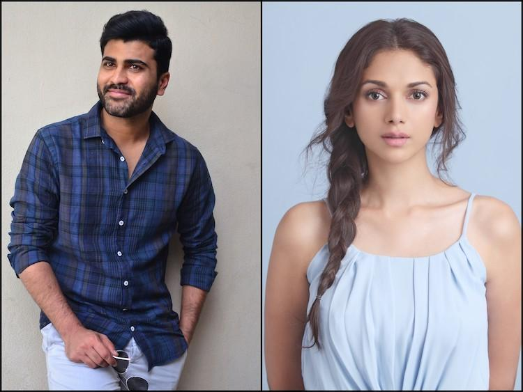 Sharwanand and Aditi Rao Hydari finalised for Maha Samudram