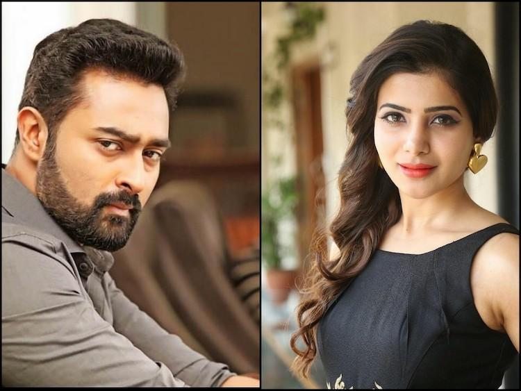 Samantha Akkineni and Prasanna in Game Over directors next