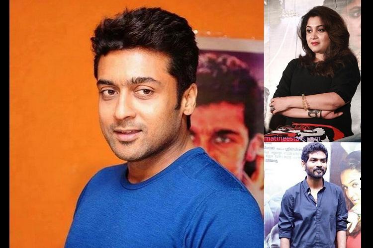 After Senthil Ramya Krishnan joins Suriyas Thaana Serntha Kootam