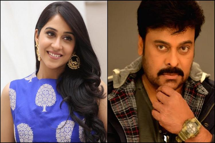Regina Cassandra roped in for a celebration number in Chiranjeevis Acharya