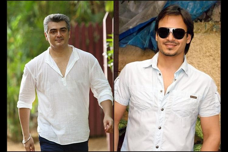 Vivek Oberoi excited about Tamil debut with Ajith