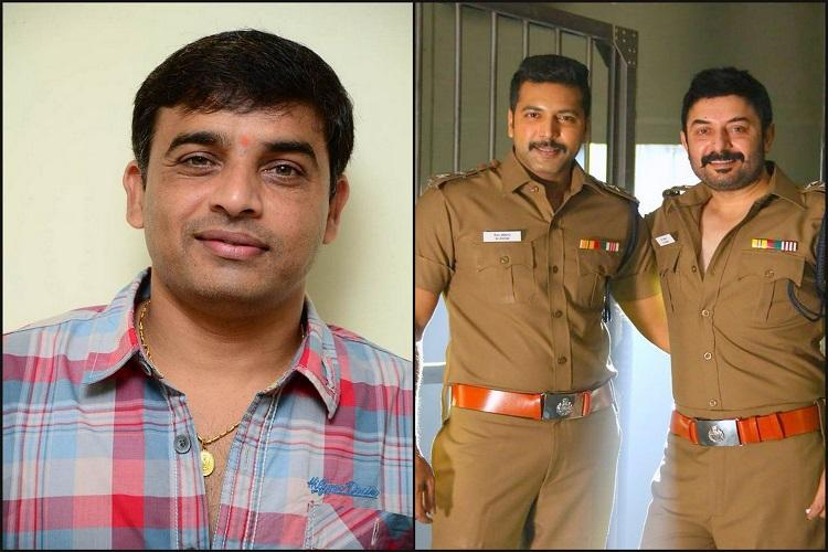 Tollywood producer Dil Raju eyeing Bogan remake rights