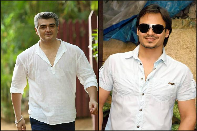 Ajith Anna is the most humble says Vivek Oberoi