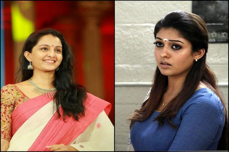 Director Arivazhagan clears the air on films with Manju Warrier and Nayanthara